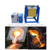Forno di fusione per media frequenza del riscaldamento del rame/argento/oro di induzione