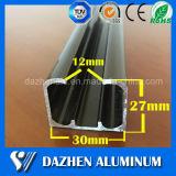 Schieben Profils T5 des Spur-Schienen-des Aluminiumaluminium-6063 mit kundenspezifischer Größen-Farbe