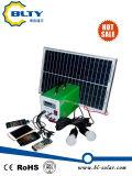 Solarhauptbeleuchtungssystem mit beweglicher Aufladeeinheit