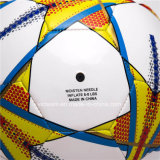 競争価格機械によってステッチされるPVCフットボール