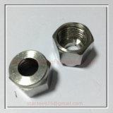 Enfoncer convenable droit de /Hydraulic de noix d'émerillon la ferrure de coude de radiateur de garnitures