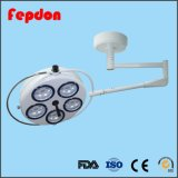 Lampada chirurgica Shadowless del LED con FDA (YD02-5+5 LED)