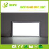 Luz de painel lisa elevada 300*600 do diodo emissor de luz do lúmen 36W do excitador de Lifud