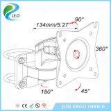 Jeo Ys-Ae10b 360 도 조정가능한 교체 180 도 회전대 모니터 라이저 또는 모니터 팔