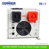 Reiner Sinus-Wellen-Inverter-Sonnenenergie-Niederfrequenzinverter 2000W 12V 24V