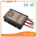 Suoer intelligenter Solarsolarcontroller des Stromnetz-12V 30A PWM (ST-F1230)