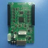 Ricezione della scheda di video LED schermo di visualizzazione del LED della scheda di controllo di RGB per lo schermo di visualizzazione esterno del LED