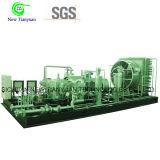 Compressore del ripetitore CNG del gas naturale utilizzato in giacimenti di petrolio