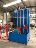 Eje de frecuencia media del endurecimiento de inducción 100kw del diámetro 150m m
