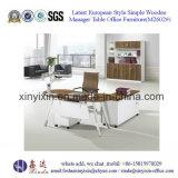 Lijst van het Bureau van de Melamine van het Meubilair van China de Houten Moderne Uitvoerende (D1624#)