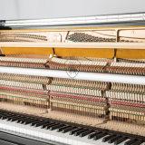 132height piano vertical negro, piano magnífico, piano de Kanoi, fabricante del piano