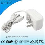 Adaptador de la conmutación de Kptec con el certificado de PSE para la luz del LED