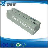 Knettergek en van de Spaander hallo-Co USB de de Magnetische Lezer en Schrijver van de Kaart van de Strook