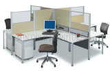 Compartiments modernes classiques de bureau du modèle cpc pour la pièce séparée (SZ-WS667)