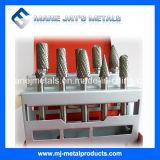 Jeux 2016 rotatoires de bavures de carbure de tungstène de haute précision de la Chine Hotsale