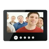 9 Zoll-Screen-videotür-Telefon-Türklingel-Wechselsprechanlage-Installationssatz