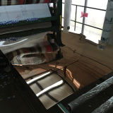 201/304/316/430 di bobina dell'acciaio inossidabile di rivestimento dello specchio 8k