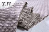 I tipi tela dei tessuti da arredamento della mobilia osserva il tessuto
