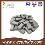 Напаянные режущие части карбида вольфрама для машины инструмента минирование