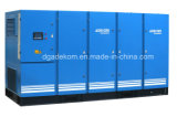 Compresseur d'air électrique de pétrole de basse pression de vis de graissage (KE110L-5)
