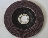 바퀴 (순수한 덮개 150)를 닦는 2017의 플랩 디스크