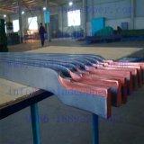 Geleidende Busbar van het Koper van het nikkel Beklede Anode voor de Afgedrukte Raad van de Kring/het Elektrolyseren