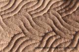 Ткань драпирования тканья софы постельных принадлежностей полиэфира покрашенная равниной