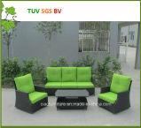 H-China heiße Verkaufs-runde Weidengarten-Möbel-im Freiensofa 2016