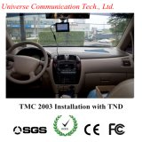 Tmc Ontvanger met Ingebouwde GPS van de Antenne van de FM Antenne