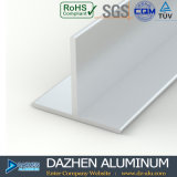 Perfil de alumínio da manufatura da porta do indicador de Maldives com cor diferente