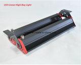 dispositivo elétrico claro linear dobro do diodo emissor de luz 180W - luz industrial do diodo emissor de luz com suporte - 19, 500 lúmens