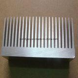 Экструдированный анодированный серебристый или черный алюминиевый радиатор