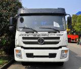 Shacmanは屑12トンのトラック12のCBMのコンパクターのごみ収集車を集め、運ぶ