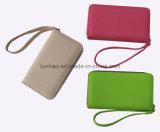 Малый бумажник бумажника застежки -молнии Oz014/телефона женщин