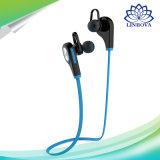Dos auriculares estereofónicos remotos sem fio do Mic da em-Orelha do fone de ouvido de Bluetooth do esporte dos auscultadores de Bluetooth dos auriculares de Bluetooth 4.1 controle Non-Magnetic