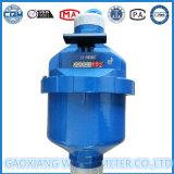 Счетчик воды роторного поршеня Dn15-25 объемный с счетчиком воды c типа точности R160
