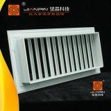 Решетка двойника воздуха решеток высокого качества регулируемая алюминиевая для спиральн трубопроводов