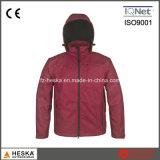 Клобук 100% Ployester Hiking куртка женщин Softshell