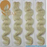 Cabelo humano brasileiro de Remy do Virgin (cabelo do titã)