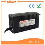Suoer 12V 50A 지능적인 빠른 차 전기 충전기 (MB-1250A)