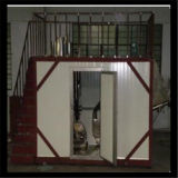 Pp.-Belüftung-Kunststoff-Puder, das kälteerzeugende Schleifer-Maschine herstellt