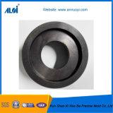 Nach Maß hohe Präzisions-Metallform-Teile mit schwarzer Beschichtung