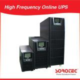 3 bloc d'alimentation en ligne à haute fréquence pur d'UPS de facteur de puissance de l'onde sinusoïdale de phase 0.9