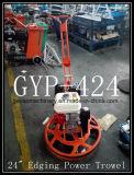 Машина для затирки бетонных поверхностей 24inch для отделки кромок Gyp-424