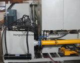 Machine de moulage de produits de fibre de carbone