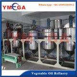Refinaria pequena para o petróleo vegetal que processa de China