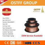 Alle Arten Größen-China-Hersteller fester MIG-Schweißens-Draht (ER70S-6)