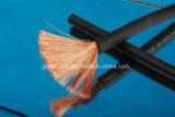 25 Quadratmeter Gummischweißens-Kabel-