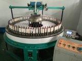 Machine de tissage de lacet d'ordinateur de jacquard de fils de coton
