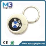 La forme ronde promotionnelle de prix de gros de qualité la pièce de monnaie de chariot en métal de logo de benz de moulage mécanique sous pression